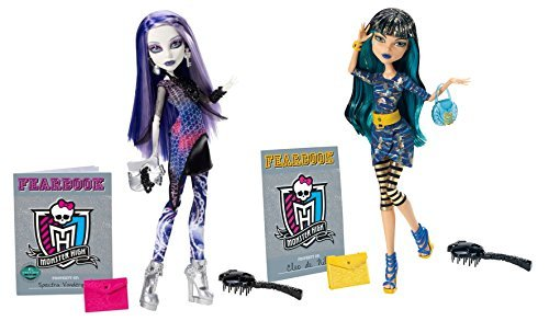 Maven Gifts: Monster High Picture Day Cleo De Nile Doll with Picture Day Spectra Vondergeist Doll (Spectra Vondergeist Picture Day compare prices)