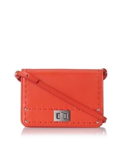 Charles Jourdan Women's Kaila Mini Shoulder Bag, Red As You See