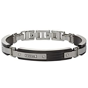 Fossil Jewelry Herren-Armband Edelstahl JF00053998