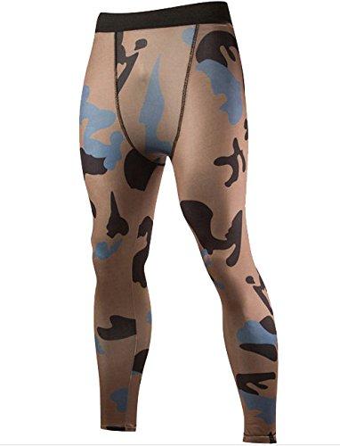 pantaloni-a-compressione-da-uomo-strato-base-leggings-da-corsa-camo-base-layer-lang-caffe-m