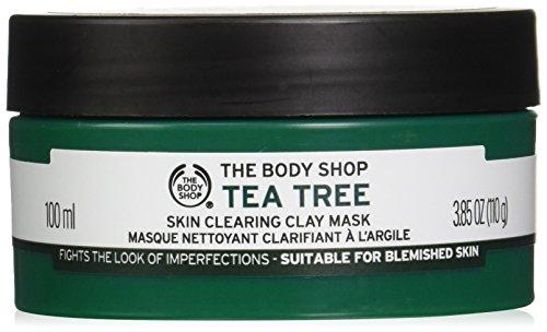 The Body Shop Tea Tree Face Mask 100ml