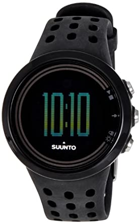 Suunto M5 Men's Heart Rate Monitor and Fitness Training Watch (Black)
