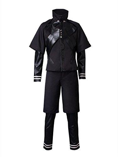 Cosfun Tokyo Ghoul The Second Season Ken Kaneki Cosplay Costume mp002708