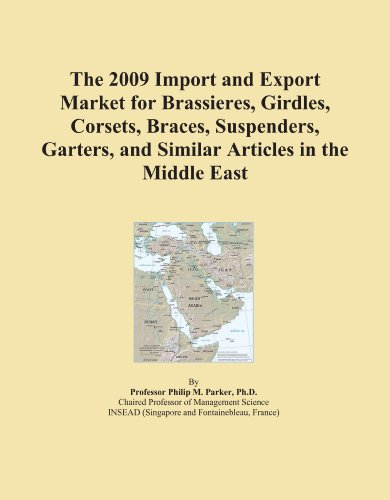 The 2009 Import and Export Market for Brassieres, Girdles, Corsets, Braces, Suspenders, Garters, and Similar Articles in the Middle East