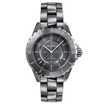 Chanel J12 Chromatic Automatic Mens Watch H2934