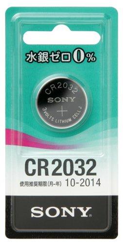 SONY 水銀0%リチウムコイン電池 CR2032 CR2032-ECO