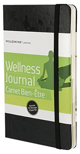 Moleskine Passion Wellness Journal - Hard Cover, Large (5
