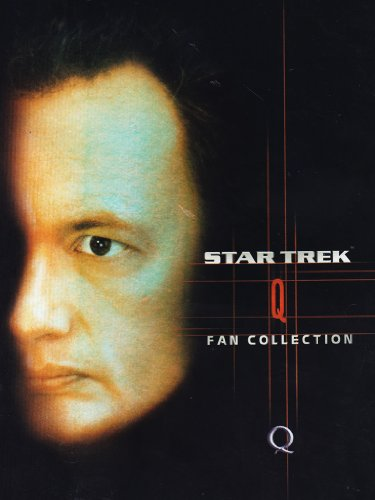 Star Trek - Q [4 DVDs] [IT Import]