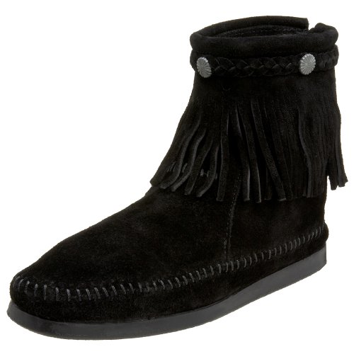 Minnetonka Women's 299 Back-Zip Boot