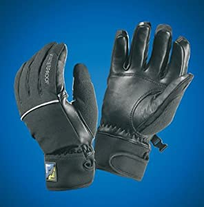 Sealskinz Activity Waterproof Glove, Black - Small