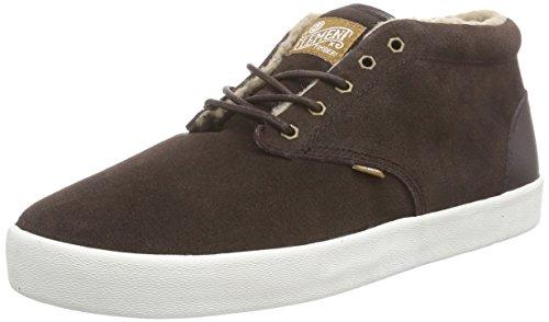 element-element-preston-b-herren-skateboardschuhe-herren-hohe-sneakers-braun-timber-walnut-3829-43-e