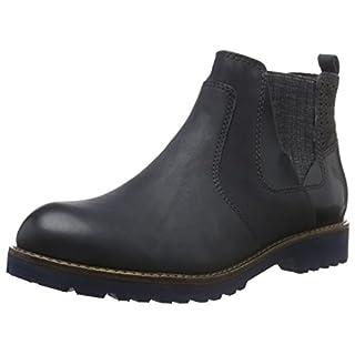 chelsea boots damen blau 39. Black Bedroom Furniture Sets. Home Design Ideas