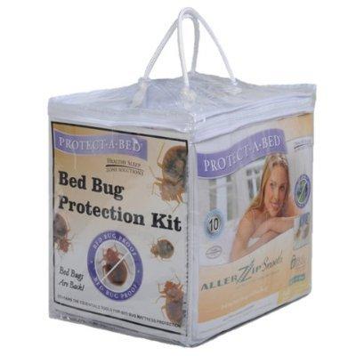 Waterproof Bed Sheet Protector 8805 front