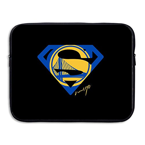Custom Golden State Basketball Team Logo S Shock-Resistant Notebook Carrying Cover Bag Size 13 Inch