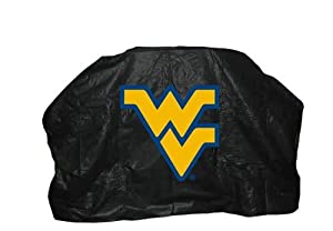 Buy NCAA West Virginia Mountaineers 68-Inch Grill Cover by Seasonal Designs