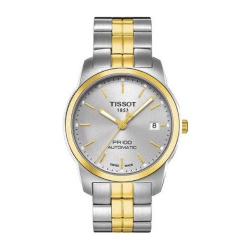 Tissot Damen-Armbanduhr PR 100 Lady Automatik T0493071103100