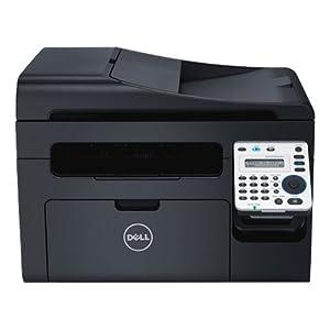 DELL 74M45 / B1165NFW Laser Multifunction Printer - Monochrome Fast Ethernet - Wi-Fi - USB