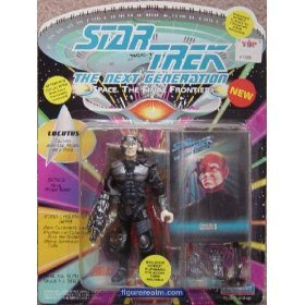 Star Trek The Next Generation Action Figure - Locutus
