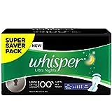 Whisper Ultra Nights - XL Wings (30 Pads)