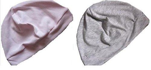 医療用帽子 シンプル 使いやすい 無地タイプ (ピンク)