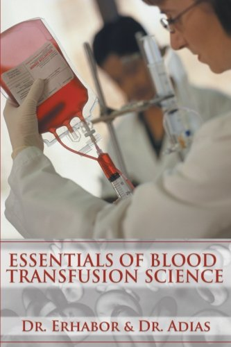 Essentials Of Blood Transfusion Science front-305581