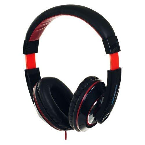 Black Dynabass Headphones