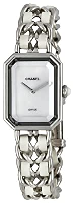 Chanel Women's H1639 Premiere Stainless Steel Bracelet Watch