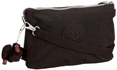 Kipling Women's Creativity X Shoulder Bag, Black, K15155