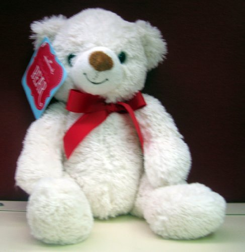 Hallmark Valentine Plush VTD5041 Lil' Sweet On You Small Bear Plush - 1