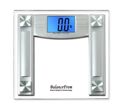 Cheap bath scale reviews best balancefrom high accuracy for Big w bathroom scales