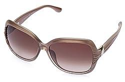 Salvatore Ferragamo Oversized Sunglasses (Pink) (SF649S|663|60)