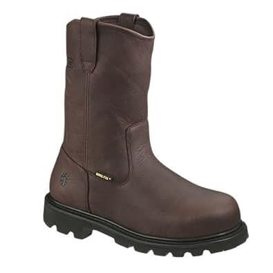 Wolverine Boots: Men's Waterproof Wellington Work Boots 5545 // Footwear Size: 10EW