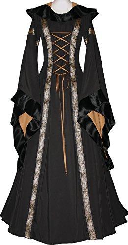 preisvergleich dornbluth damen mittelalter kleid. Black Bedroom Furniture Sets. Home Design Ideas