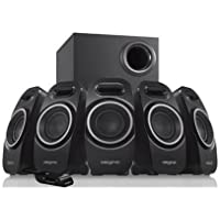Creative Labs A Series A550 5.1 Speaker System (Black)