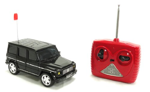 Deluxe Team Series Mini Suv Electric Rtr Remote Control Rc Car (Color May Vary)