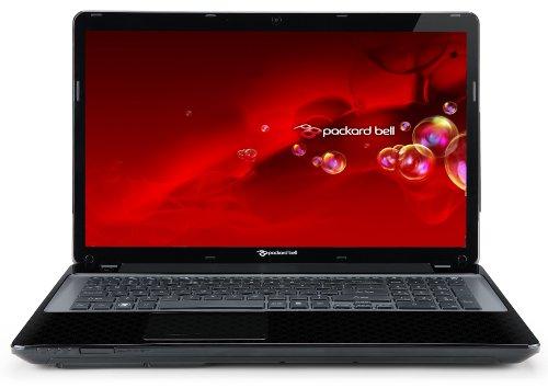 Packard Bell Easynote ENLV11HC-32374G50Mnks 43,9 cm (17,3 Zoll) Notebook (Intel Core i3 2370M, 2,4GHz, 4GB RAM, 500GB HDD, Intel HD 3000, DVD, Win 7 HP)