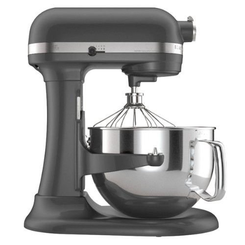 New Kitchenaid Stand Mixer 10-Sp 5-Quart Kv25Mexpm Pearl Metallic Professional Gift For Your Family front-125573