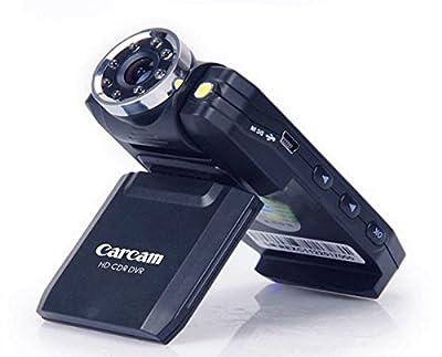 Hosamtel New Smart 1920x1080P HD 8 IR LED Lens Car Vehicle DVR Video Camera Recorder