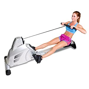 Velocity Fitness CHR-2001 Programmable Magnetic Rowing Machine by Cap Barbell