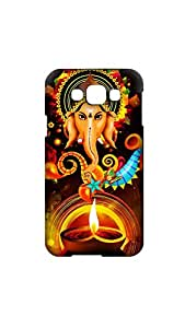 Happy Deepawali Festival Of Lights Designer Mobile Case/Cover For Samsung Galaxy E7