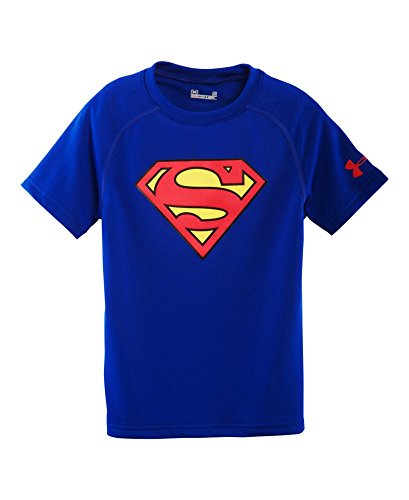 Under Armour Little Boys' Pre-School Alter Ego Superman 6 Royal
