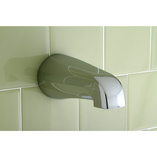Kingston Brass K1202a1 5 1 8 Inch Zinc Tub Spout Without
