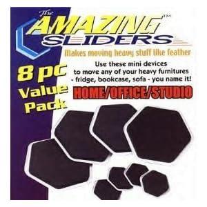 Amazing Sliders Furniture Sliders Set of 8