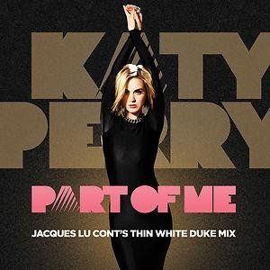 PART OF ME 12 INCH (12 VINYL SINGLE) EUROPEAN VIRGIN 2012 by KATY PERRY