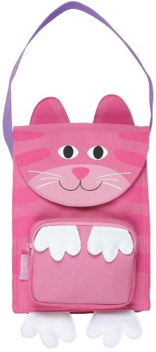 Stephen Joseph Snack Sac Bone Cat