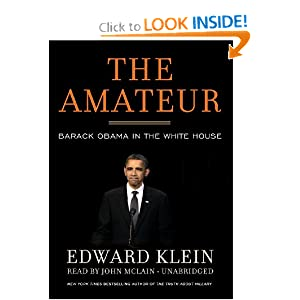 Barak Obama the Amateur