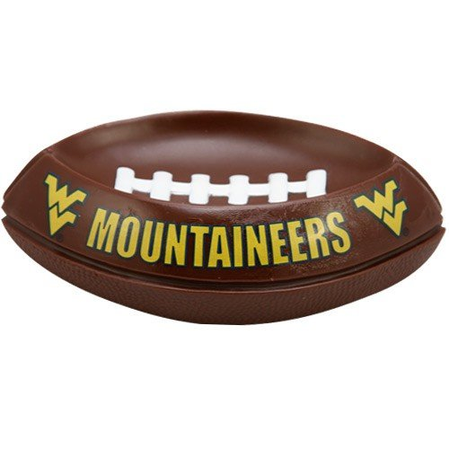 West Virginia Mountaineers Football Soap Dish