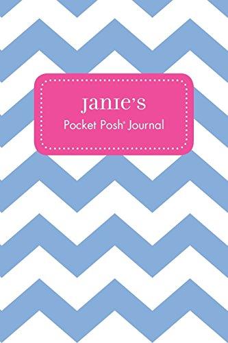 Janie's Pocket Posh Journal, Chevron