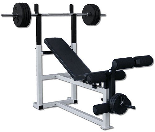 Deltech Fitness Standard Weight Bench Cheap Low Benches