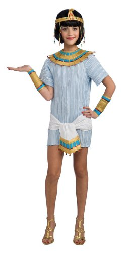 Egyptian Tween Cleopatra Girls Halloween Costume